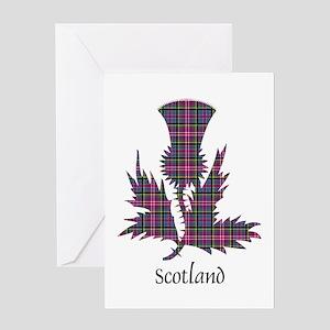 Thistle - Scotland Greeting Card