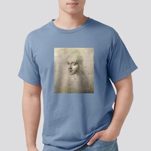 Study of Head of a Girl T-Shirt