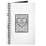 Celtic Knotwork Heart Journal