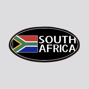 South Africa: South African Flag & South Afr Patch