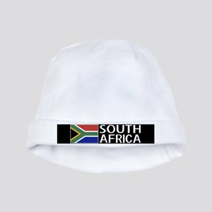 South Africa  South African Flag   South baby hat fc2c2703487