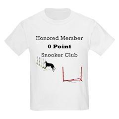 Zero Point Snooker T-Shirt