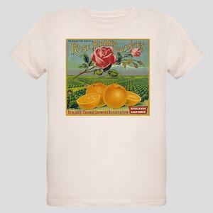 cb8f75602ef4 California Crate Label Organic Kids T-Shirts - CafePress