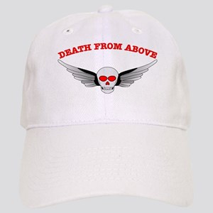 Death From Above Skull Cap