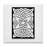 Celtic Knotwork Quasar Decorative Tile