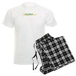 Agoracart Logo Men's Light Pajamas