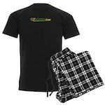 Agoracart Logo Men's Dark Pajamas