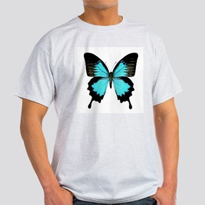 Ulysses Swallowtail Butterfly White T-Shirt
