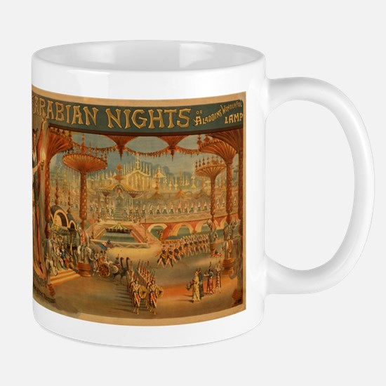The Arabian Nights - Aladdin's Wonderful Lamp Mugs