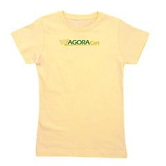 Agoracart Logo Girl's Tee