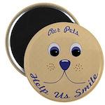 Help Us Smile Magnet