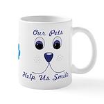 Help Us Smile Mug