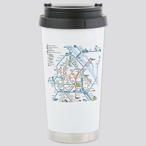 Vienna Metro Map Mugs