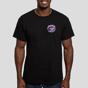 True Venom Gaming Fitted 2-Sided T-Shirt (dark)