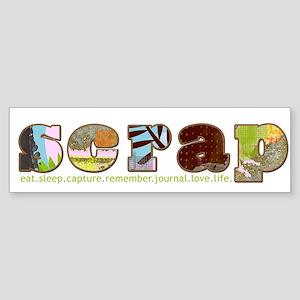 Scrap (Bumber Sticker)
