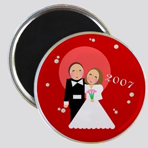 2007 Wedding Gifts Magnet