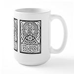 Celtic All Seeing Eye Large Mug