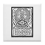Celtic All Seeing Eye Tile Coaster