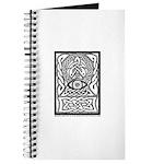 Celtic All Seeing Eye Journal