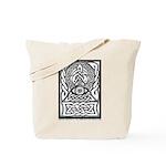 Celtic All Seeing Eye Tote Bag