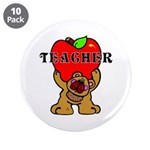 Teachers Apple Bear 3.5