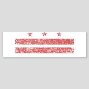 Vintage Washington DC Bumper Sticker
