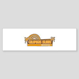 Galapagos Islands Bumper Sticker