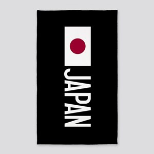 Japan: Japanese Flag & Japan Area Rug