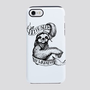 SLOTH iPhone 8/7 Tough Case