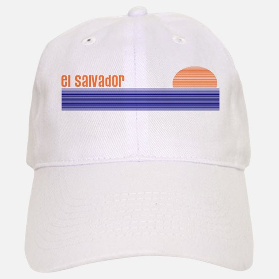 El Salvador Baseball Baseball Cap