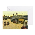 New Orleans Note Greeting Card