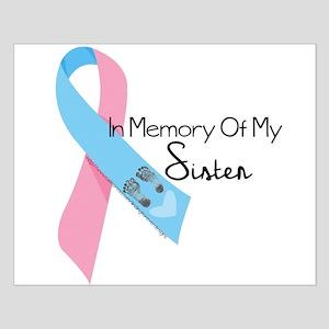 In Memory - Sister Posters