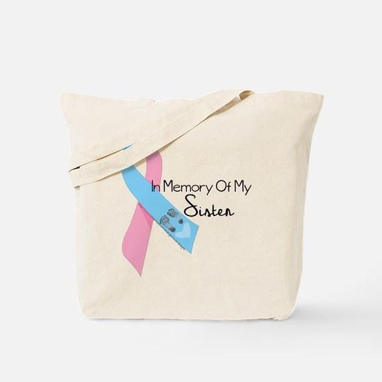 In Memory - Sister Tote Bag