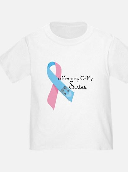 In Memory - Sister T-Shirt