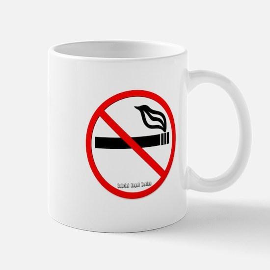 No Smoking Mug