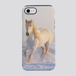 white horse h678 iPhone 8/7 Tough Case