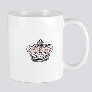 Crown - Pink Mugs
