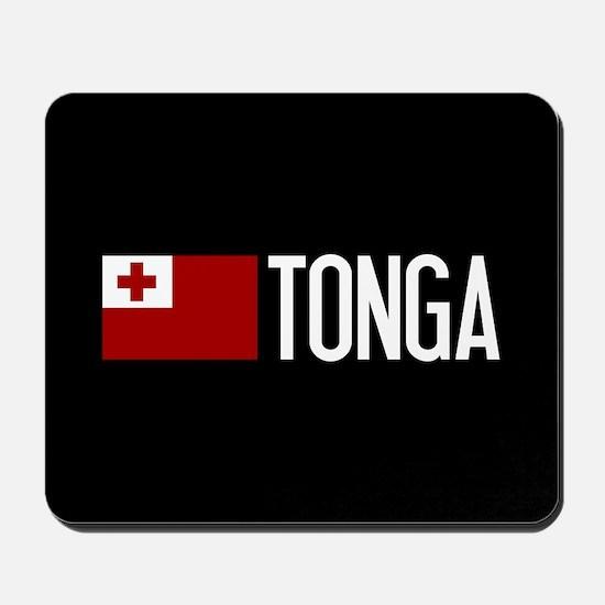 Tonga: Tongan Flag & Tonga Mousepad