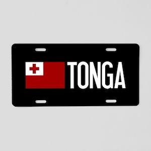 Tonga: Tongan Flag & Tonga Aluminum License Plate