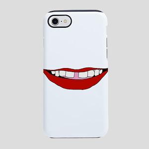 Tooth Gap iPhone 8/7 Tough Case