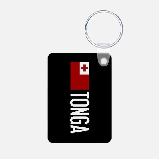 Tonga: Tongan Flag & Tonga Keychains