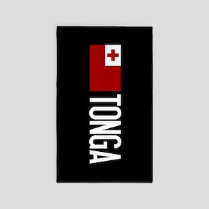 Tonga: Tongan Flag & Tonga Area Rug