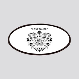 Custom Family Reunion Patch