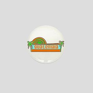Guatemala Mini Button