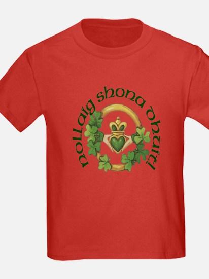 Christmas Claddagh 2 T