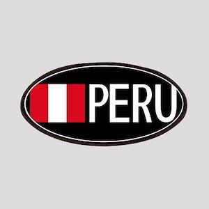 Peru: Peruvian Flag & Peru Patch