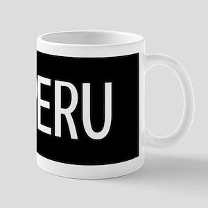 Peru: Peruvian Flag & Peru Mug