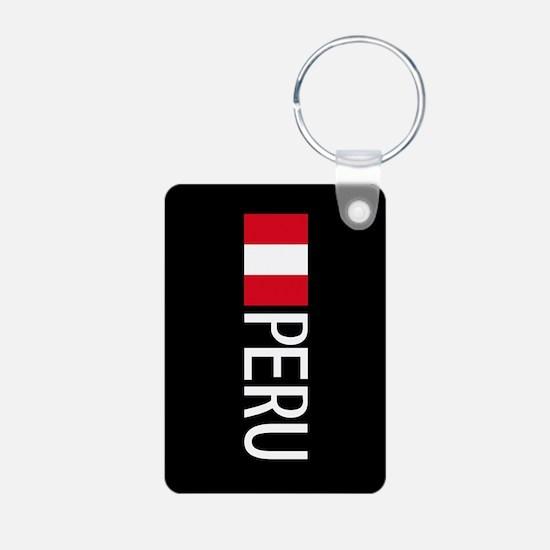 Peru: Peruvian Flag & Peru Keychains