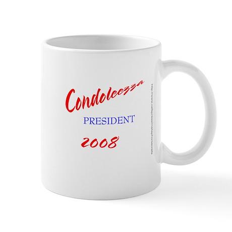 Condi for President, 2008 Mug