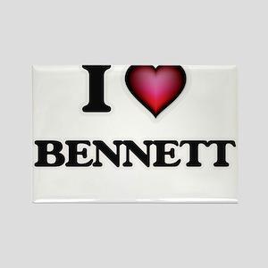 I love Bennett Magnets